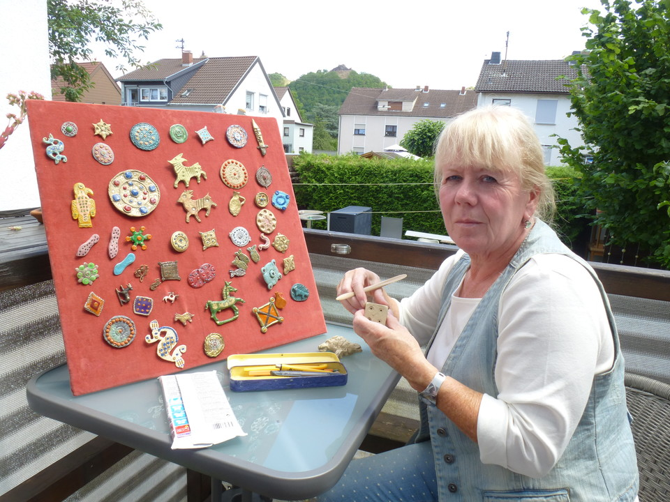 Gästeführerin Sonja Bock