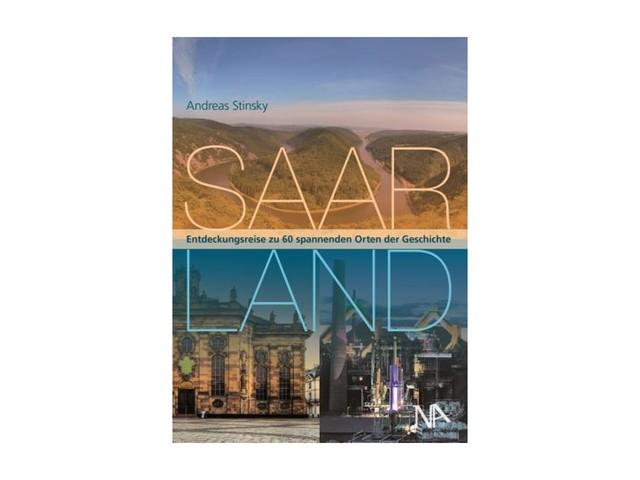 """""""Saarland"""" Buchcover, komprimiert"""