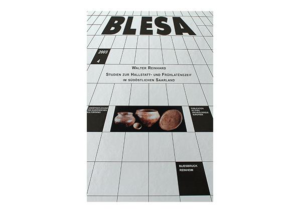 """""""Blesa 4"""" Buchcover, komprimiert"""