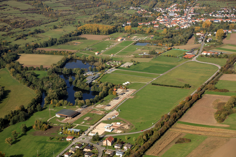 Luftbild Europäischer Kulturpark