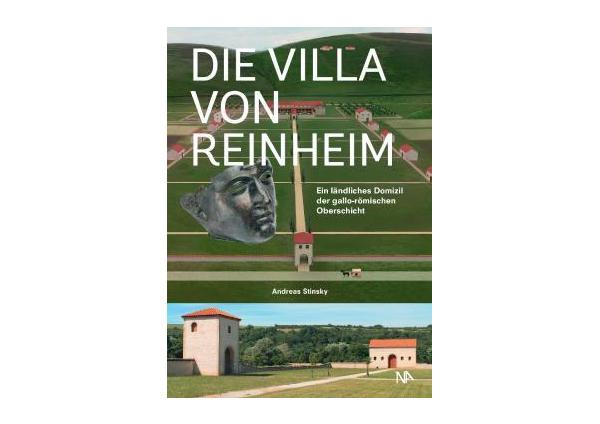 """""""Die Villa von Reinheim"""" Cover, komprimiert"""
