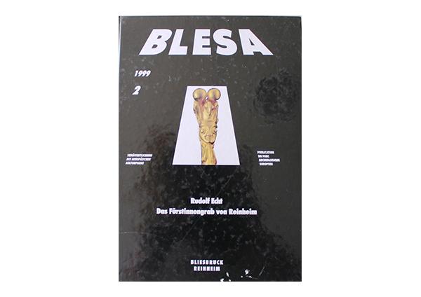 """""""Blesa 2"""" Buchcover, komprimiert"""