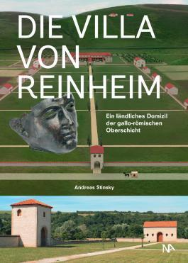 """""""Die Villa von Reinheim"""" Buchcover"""