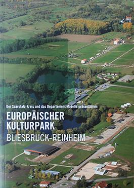 """""""Parkführer"""" Deutsch Cover"""