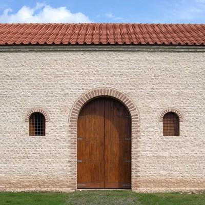 Rekonstruieretes Nebengebäude B1