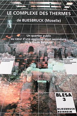 """""""Blesa 3"""" Buchcover"""