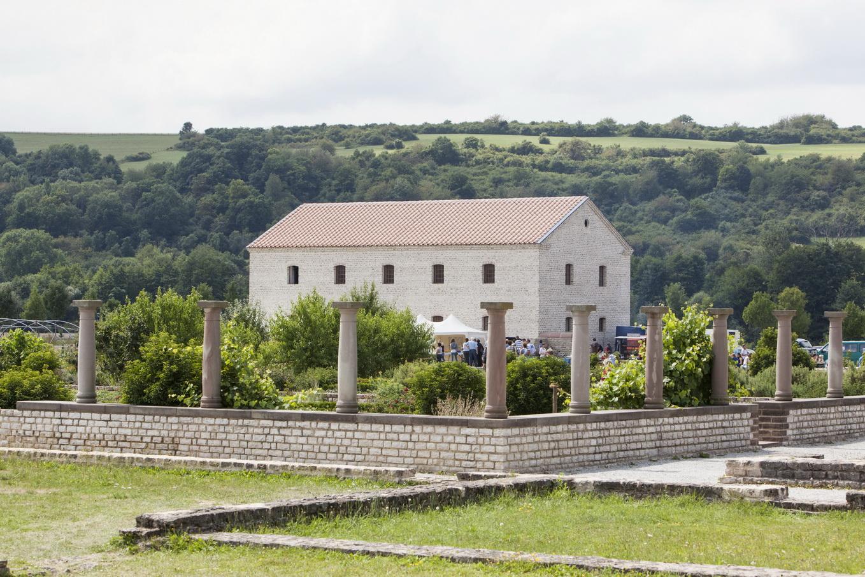Taverne im Europäischen Kulturpark