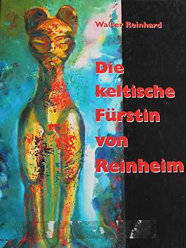 """""""Die Fürstin von Reinheim"""" Buchcover"""
