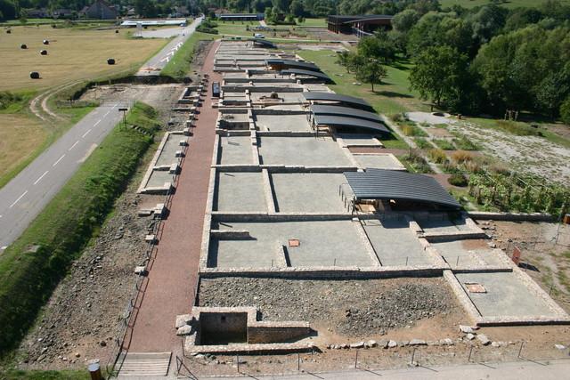 Römische Kleinstadt Bliesbruck