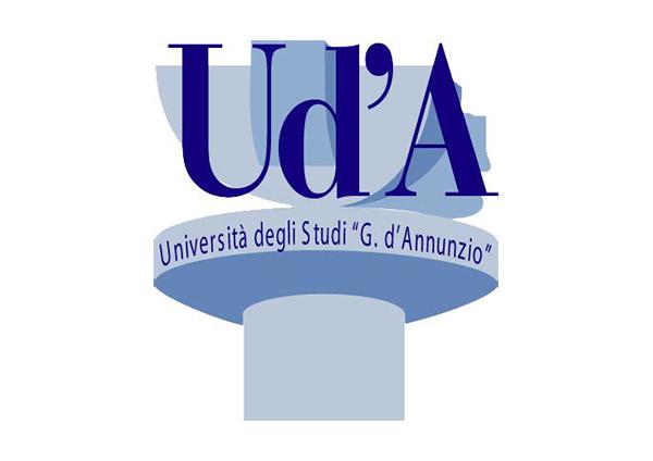 """Logo Università degli Studi """"G.d'Annunzio"""""""
