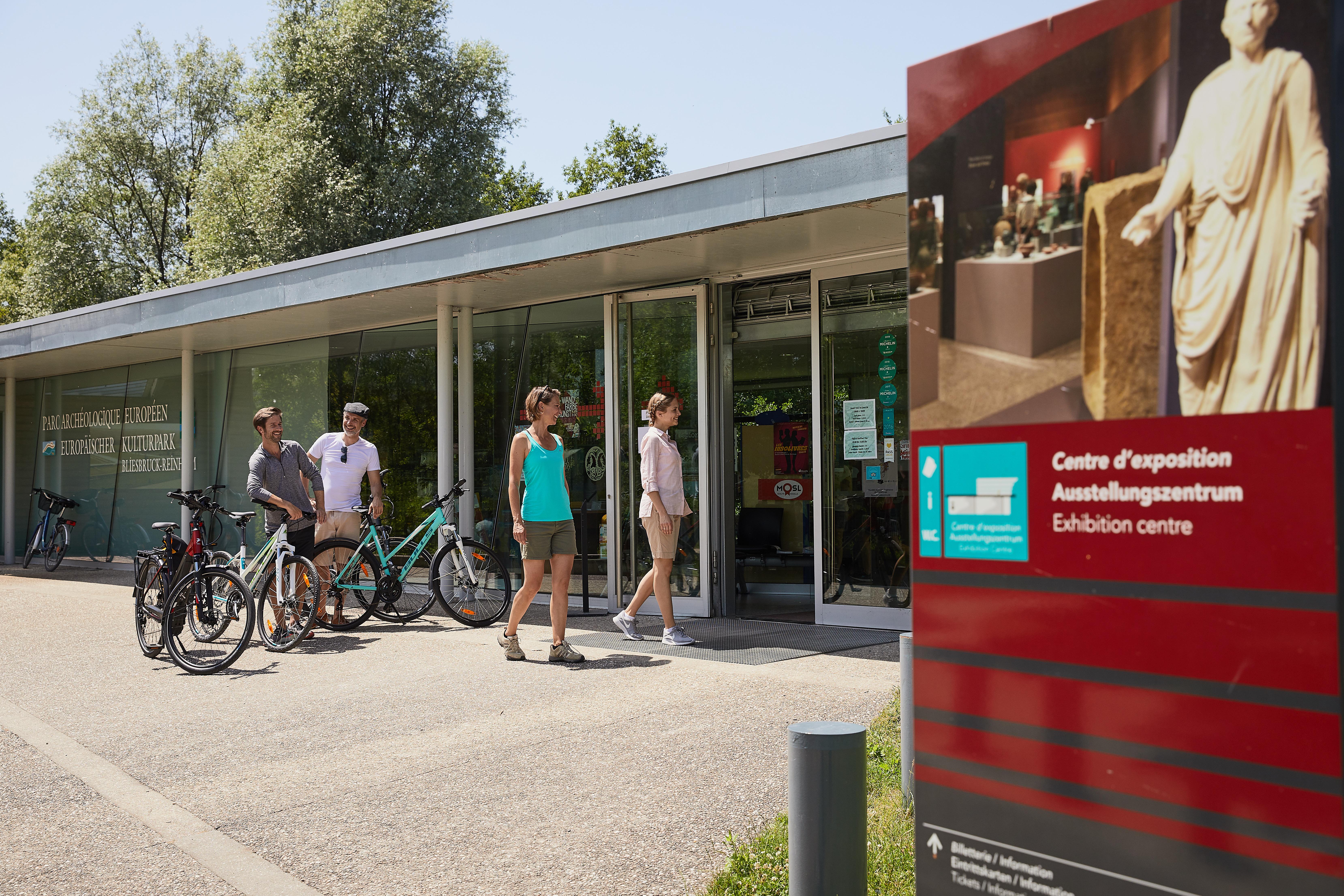 Ausstellungszentrum Europäischer Kulturpark